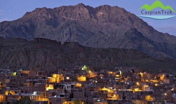 (Irán) 484 Abyaneh