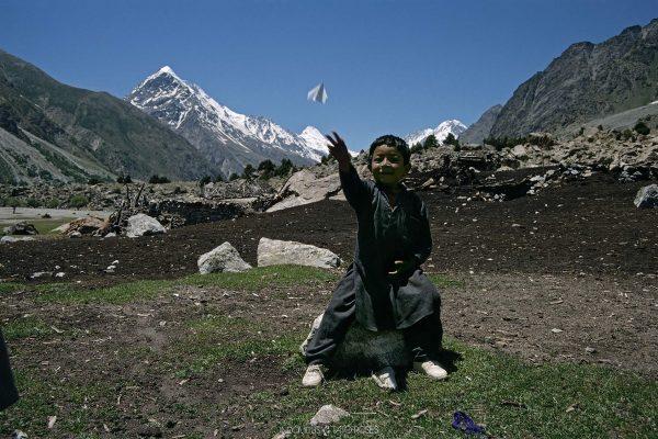 Pakistán, Nanga Parbat