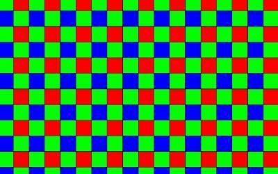 Sensor 24x36 (píxeles grandes)